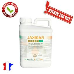 Desherbant Glyphosate Herbicide Total Concentre Jardin Gazon