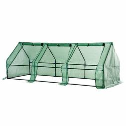 jardin polytunnel serre grow tent cadre en
